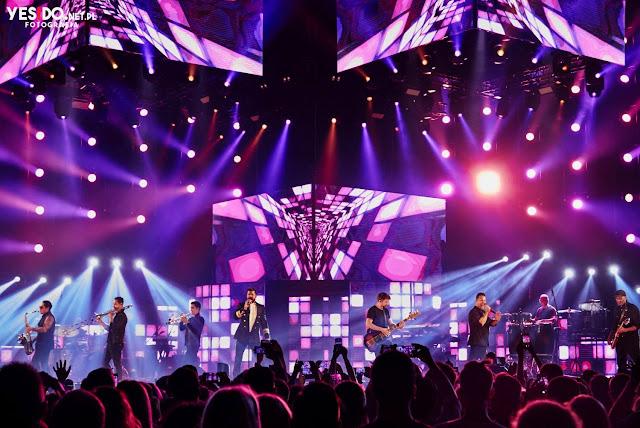 Ricky Martin w Polsce, Ergo Arena w Gdańsku