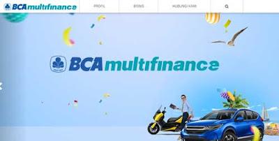 bca multifinance official