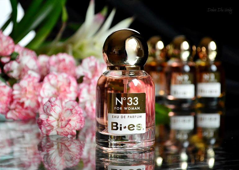 Woda perfumowana Bi-es Numbers Collection for Woman No33 - recenzja