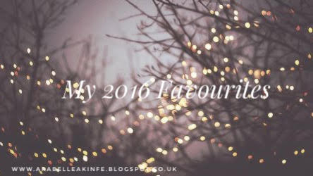 Arabelle Akinfe - 15 Year Old Fashion Blogger: My 2016 Favourites