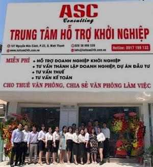 Văn phòng ảo ASC Consulting, bạn đồng hành đáng tin cậy của các startup