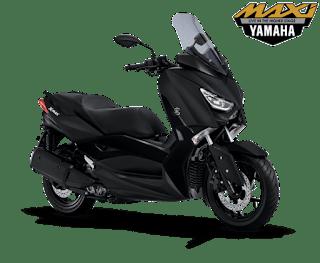 Yamaha Xmax Matte Black, Harga Yamaha Xmax, Kredit Motor Yamaha Xmax, Price List Yamaha Xmax, Promo Yamaha Xmax