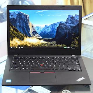Business Laptop ThinkPad L490 Core i7 Gen8 14-Inch