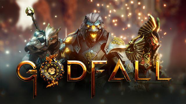 Gearbox revela Godfall, um RPG de ação e fantasia chegando no próximo ano