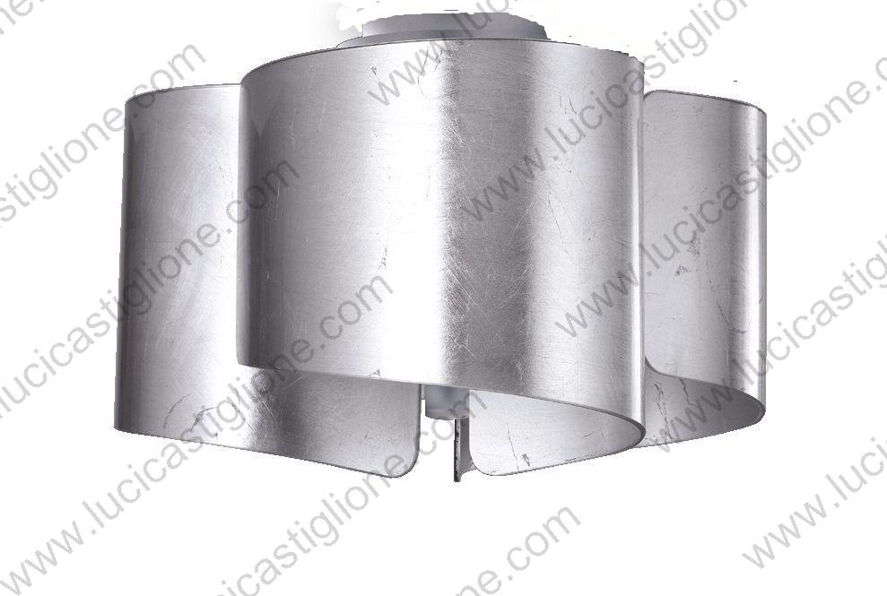 Fabbrica lampadari murano: vela argento lampadari in vetro di murano