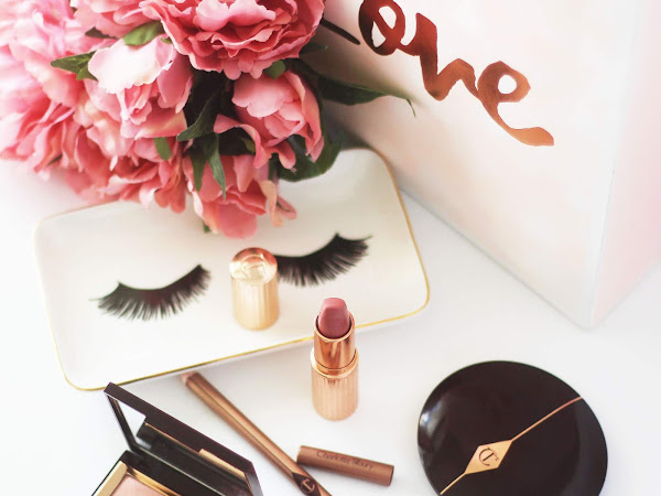 A Look at the New Charlotte Tilbury Pillow Talk Collection | & The Photoshoot it Inspired