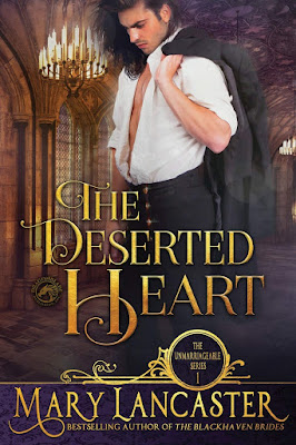 The Deserted Heart by Mary Lancaster book cover