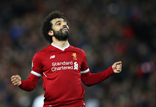 Mohamed Salah scores 30th goal for Liverpool: In the shape of Messi