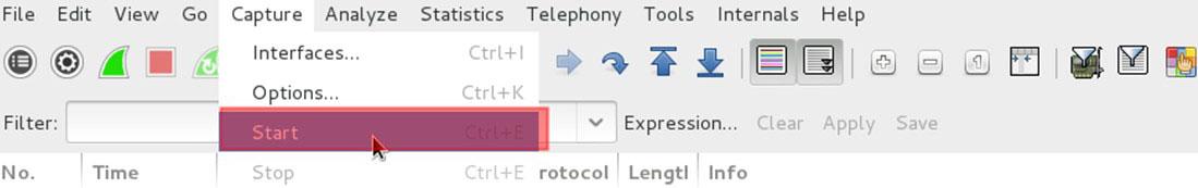 Intercept Passwords With Wireshark - KaliTut