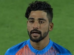 Mohammed Siraj, Biography, Profile, Age, Biodata, Family , Wife, Son, Daughter, Father, Mother, Children, Marriage Photos.