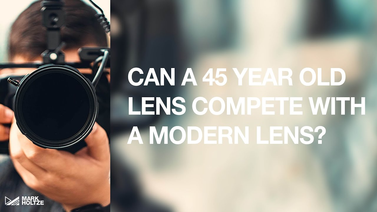 Can A 45 Year Old Lens COMPETE With A Modern Lens