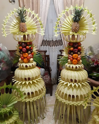 Janur dalam tradisi Jawa