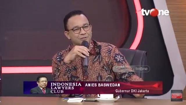 Anies Cemerlang di #ILCIndonesiaMasaDepan, Netizen: Awas Ada yang Kejang-Kejang