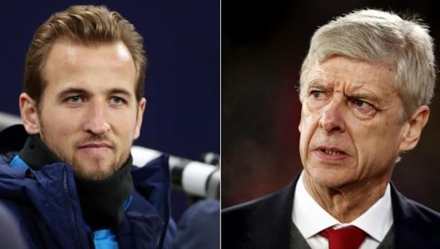 Arsène Wenger lâche une bombe sur l'avenir d'Harry Kane