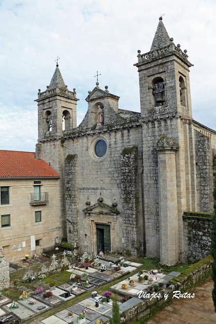 Iglesia de Santo Estevo de Ribas de Sil