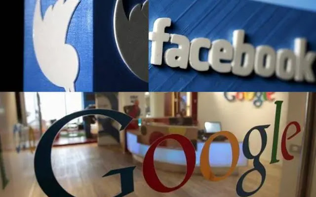 Former US President Donald Trump sues Facebook, Google and Twitter