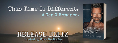 Release Blitz: This Time Is Different by Mae Wood