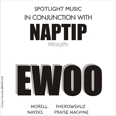 Spotlight Music Releases Song to Support Naptips Fight Against Human Trafficking (Download here). featuring Naydo, Pherowshuz, Morell