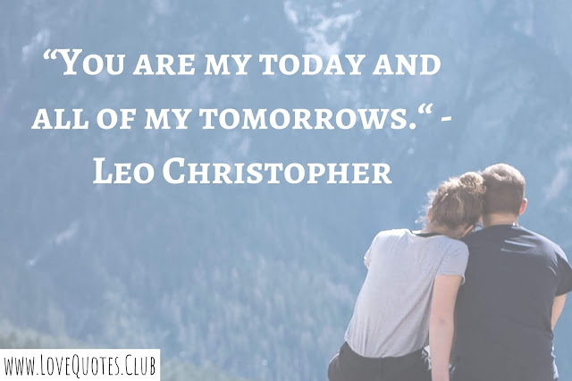 love quotes for him short
