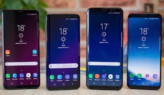 Smartphone Merek Samsung