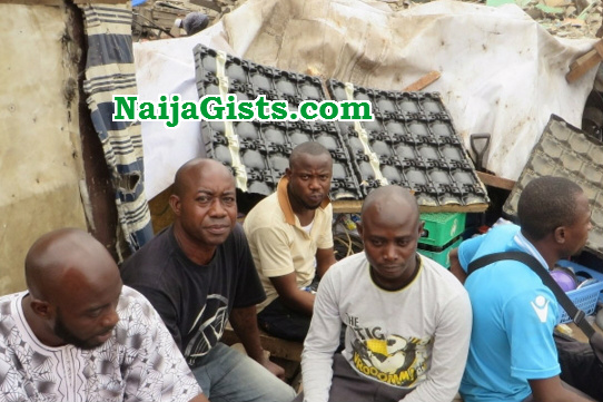 homeless people arrested lagos
