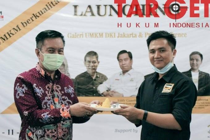 LAUNCHING RUANG UMKM NAIK KELAS, Eddy Ganefo : Kadin Indonesia Dukung Kebijakan Pemerintah