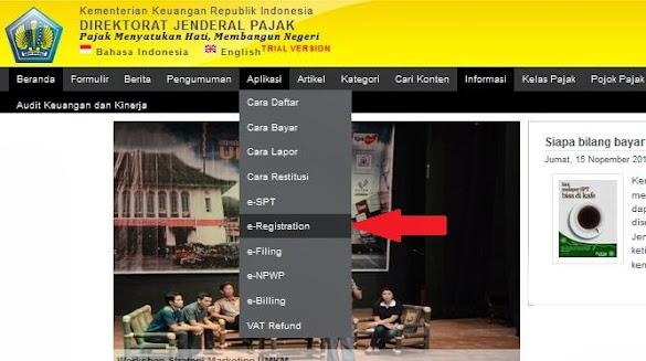 Cara Daftar NPWP secara online dan offline - www.pajak.go.id