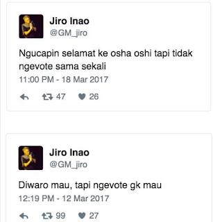 Jiro Inao Tweet 2-3
