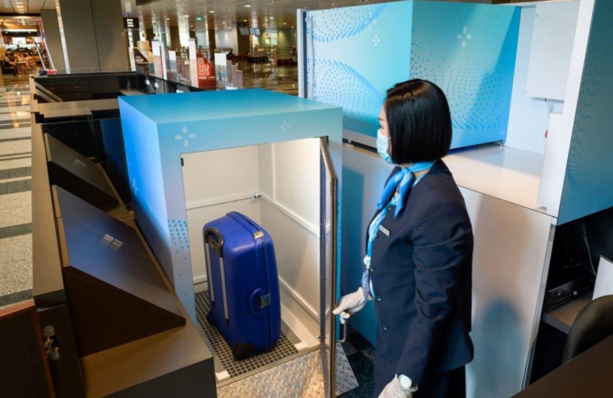 دناتا تطلق خدمة صديقة للبيئة لتعقيم أمتعة المسافرين