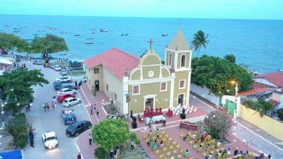 Ponta de Pedras faz homenagens a Santo Amaro, um dos padroeiros do distrito