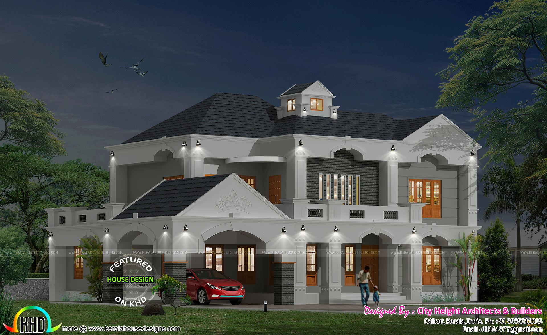 60 Lakhs House Architecture Kerala Home Design And Floor