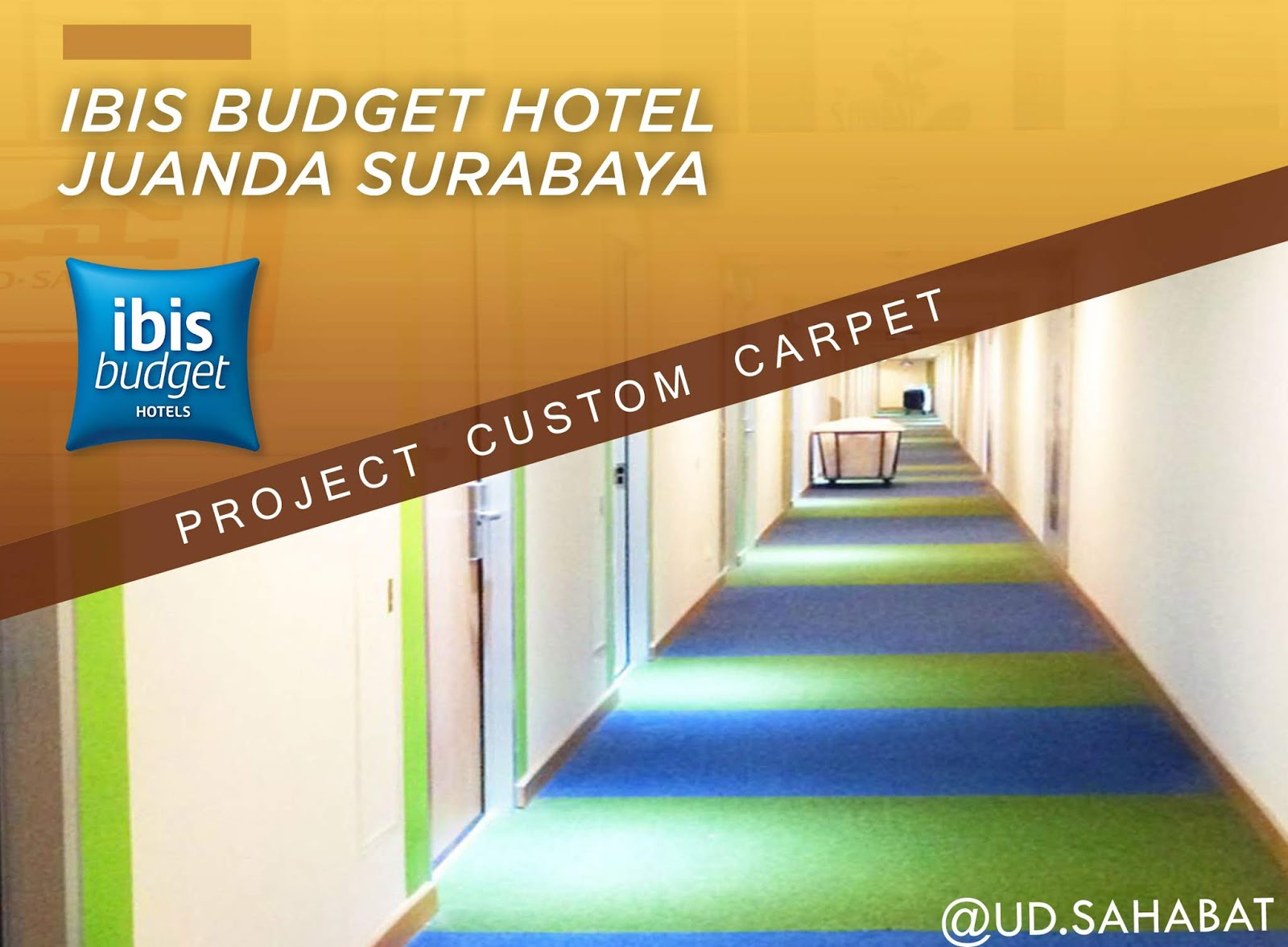 jual lantai karpet custom surabaya