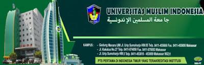 Daftar Jurusan Yang Ada di UMI Makassar
