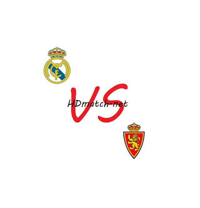 مباراة ريال مدريد وريال سرقسطة بث مباشر مشاهدة اون لاين اليوم 29-1-2020 بث مباشر كأس ملك إسبانيا real zaragoza vs real madrid