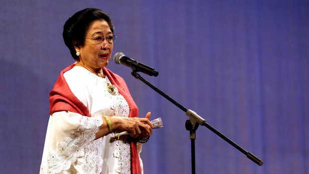 """Megawati Selalu Berdoa Supaya Jakarta Jangan Gempa, """"Mau Kemana Larinya?"""""""