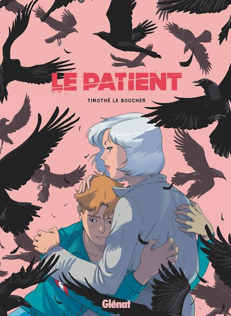 Livre BD Le Patient Original Geeky Awards 2019