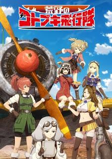 Kouya no Kotobuki Hikoutai Anime Sub Español Mega