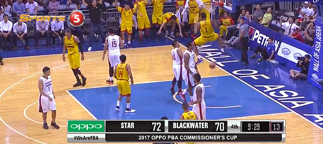 Star Hotshots def. Blackwater, 96-90 (REPLAY VIDEO) April 22