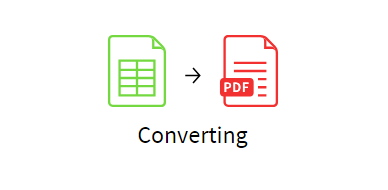 Excel to Pdf Convert -How to Convert Excel File Document Online