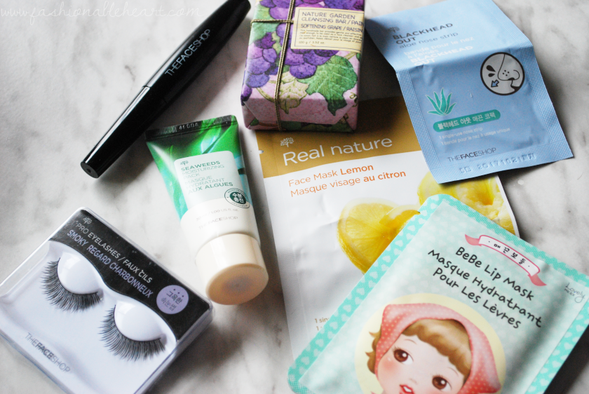 bbloggers, bbloggersca, beauty blogger, thefaceshop canada, advent calendar, skincare, christmas, holiday