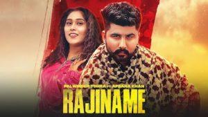 Rajiname Lyrics Palwinder Tohra Afsana Khan