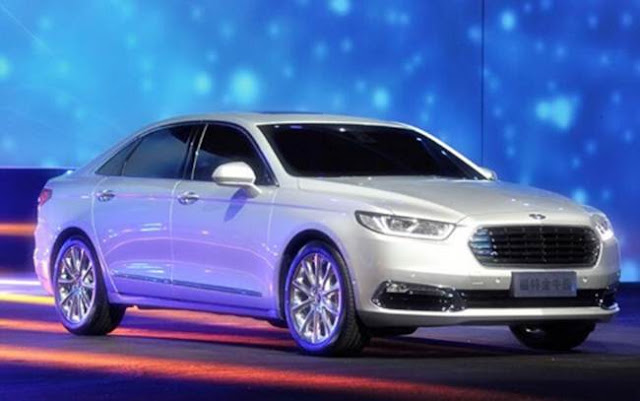2018 Ford Taurus SHO Redesign, Release Date