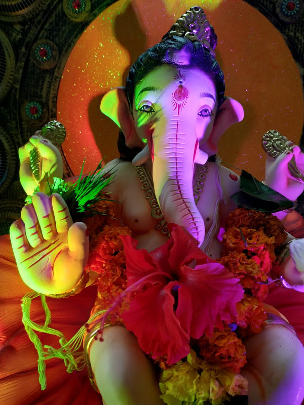 Ganesh Chaturthi Celebrations Mumbai