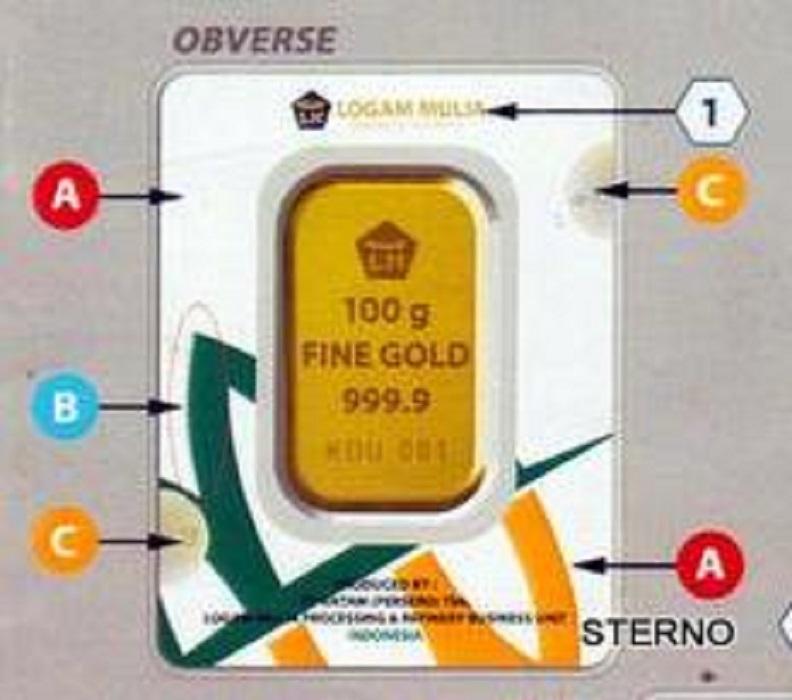 Cara Membedakan Logam Mulia Emas Yang Asli Dan Palsu