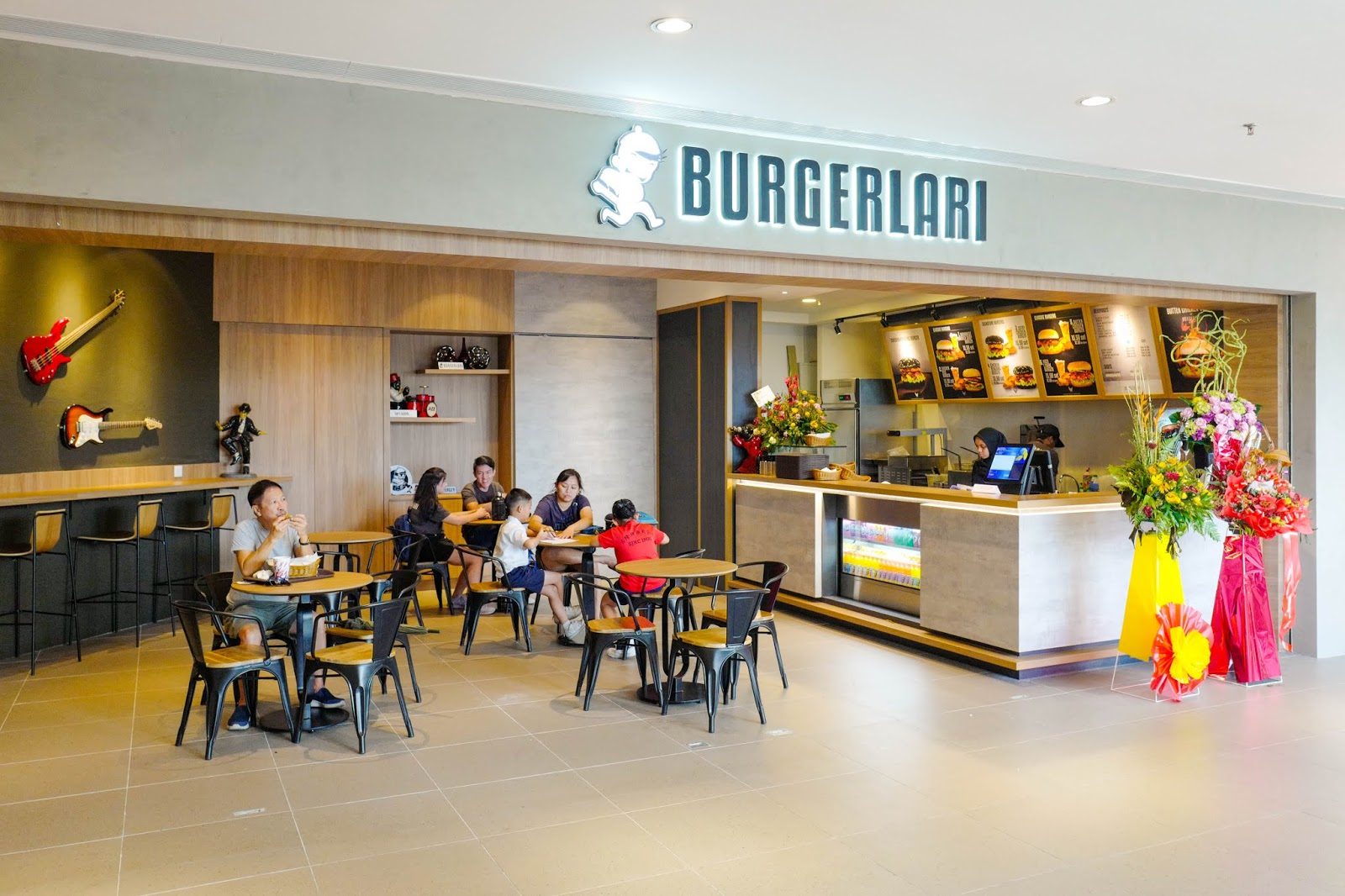 burgerlari, cheras leisure mall