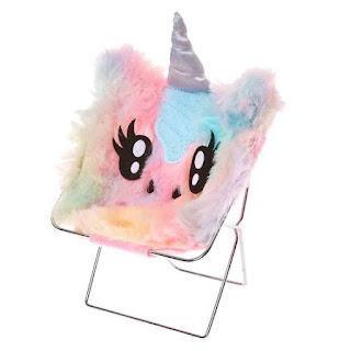 unicorn sandalye