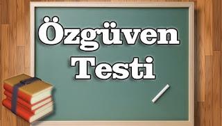 özgüven testi nasıl yapılır - KahveKafeNet