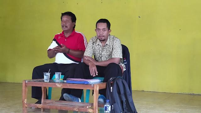 Panitia Pilkades Desa Mekarsari Tetapkan DPT