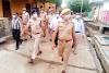 जयपुर ग्रामीण पुलिस का जागरूकता अभियान: कोरोना और ब्लैक फंगस जैसी जानलेवा बीमारी के तहत फ्लैग मार्च, किया जागरूक