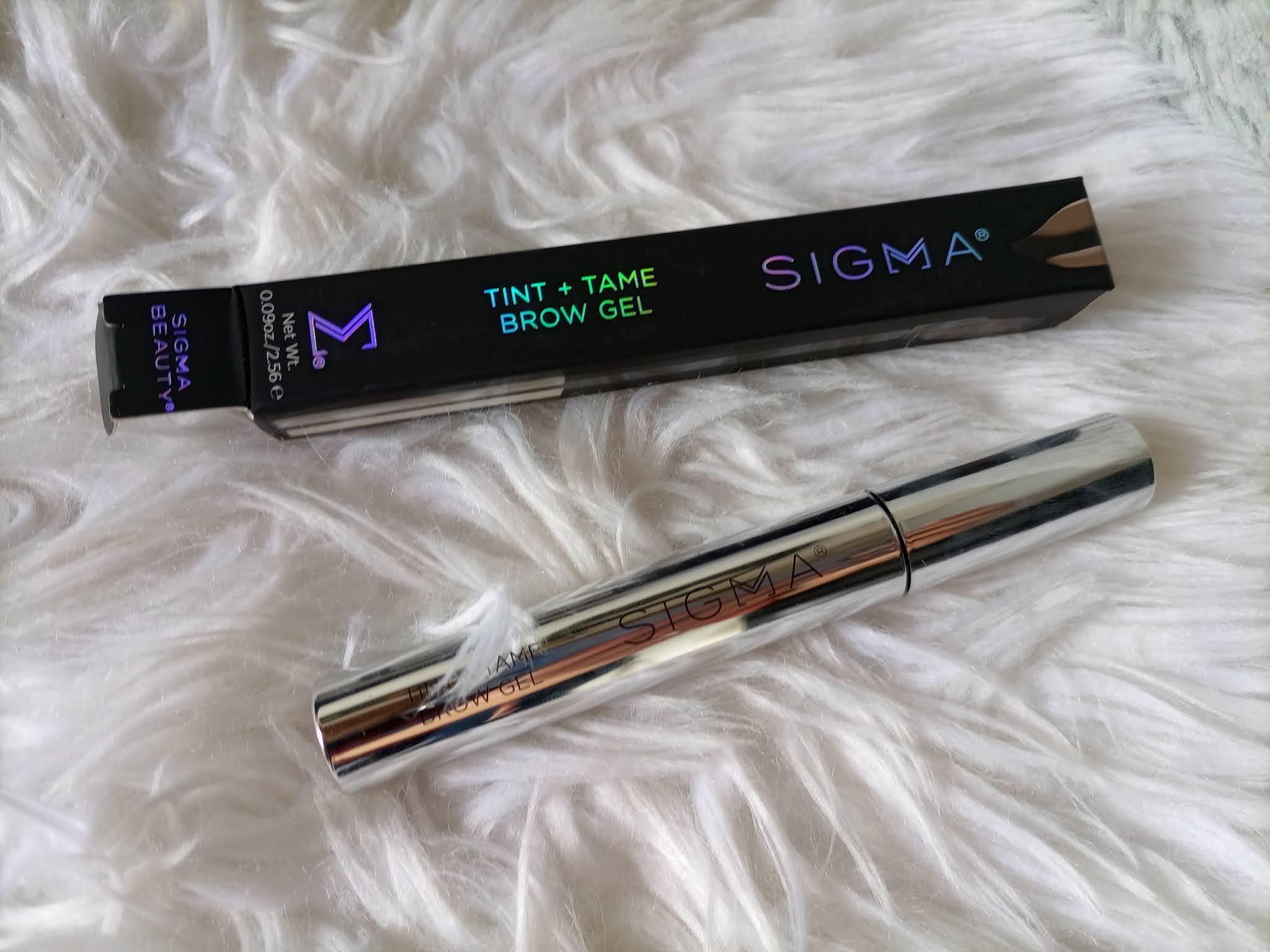 Gel de sobrancelhas Sigma Beauty